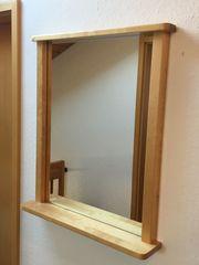 Rechteckiger Spiegel H 78cm x