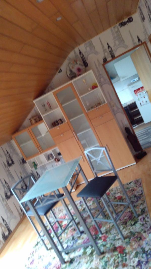 Möblierte Wohnung an zwei Studenten