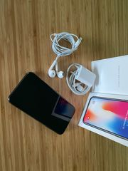 iPhone X 256GB Space Grau