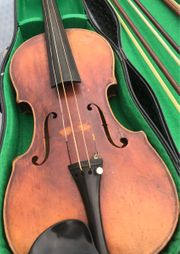 Geige Joseph Klotz anno 1795