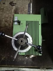 Fräsmaschine Maho 600P