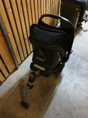 Babyschale Maxi Cosi mit ISO
