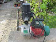 Hauswasserautomat Gardenline