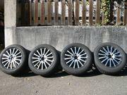 4 Winterreifen Dunlop 205 55