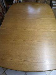Esstisch Tisch Kulissentisch 100x100cm ausziehbar