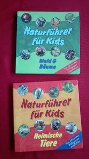 Naturführer für Kids - Doppelpack - Sammlungsauflösung