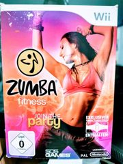 Nintendo Wii Zumba Join the