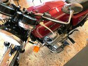 Gut erhaltene Honda CB 750