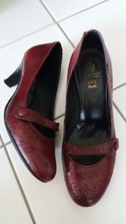 Pumps bordeaux Gr 36