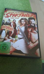dvd meine frau die spartaner