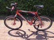 Mountainbike Fahrrad Trek 26