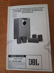 JBL Surround System SCS 138