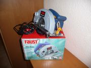 Handkreissäge Faust HKS 55-01