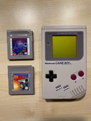 Nintendo Game Boy 1989 DMG-01
