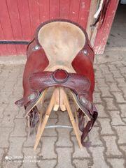 Westernsattel von Oklahoma Custom Saddlery