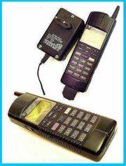 HANDY Mobiltelefon AEG Telekom D1