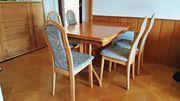 Esstisch Auszug 6 Stühle