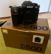 Nikon D500 Body nur 2355