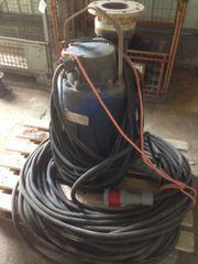 abs J 205 ND Schmutzwasserpumpe