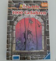 Leserabe - 1000 Gefahren im Wald