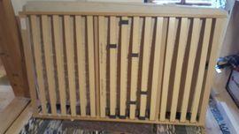 Antikes Holzbett Bauernbett: Kleinanzeigen aus Bludenz - Rubrik Schränke, Sonstige Schlafzimmermöbel