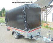 PKW PROFI- Anhänger 1300kg 2