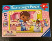 Ravensburger Doc McStuffins Puzzle