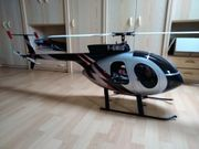 RC Helikopter Scale Hughes 500
