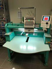 Stickmaschine Embroidery Maschine Tajima TFMX -