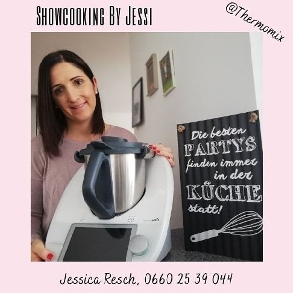 Selbstständige Thermomix Beraterin Showcooking