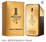 paco rabanne one million parfü