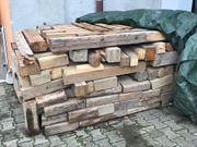 Brennholz Bauholz