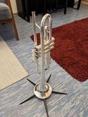 Thomann Calibre Bb - Trompete versilbert