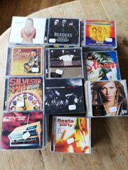 106 Musik CD s zu