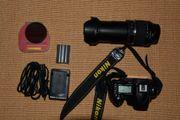 Nikon D90 mit Tamron 18-270mm