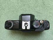 Spiegelreflexkamera analog Praktica BMS electronic