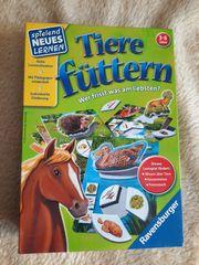 Tiere füttern von Ravensburger