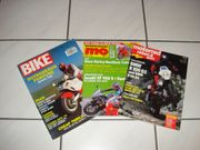 Bimota Berichte Bike mo und