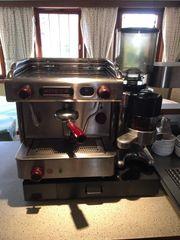 Espresso Siebträger Maschine