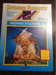 Keyboard Klangwelt - WEIHNACHTSLIEDER 2
