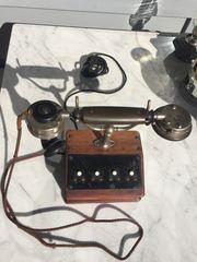 Telefon antik 1910 Vintage Vorzimmervermittlung