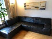 Eilig Leder-Couch Ecksofa Ledersofa 250
