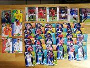 45 x Panini Trading Cards