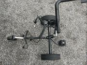 Elektrischer Golftrolley JuCad Carbon-Caddy schwarz