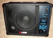 Aktiv-Monitor LEEM LSGP-12 120W XLR-