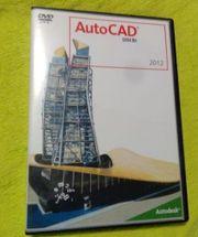 AutoCAD 2012 software CAD Deutsche