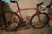 Specialized Tarmac Pro in rot