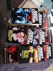 Jerry Cotton Taschenbücher