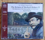 Hörbucher in englisch Sherlock Holmes