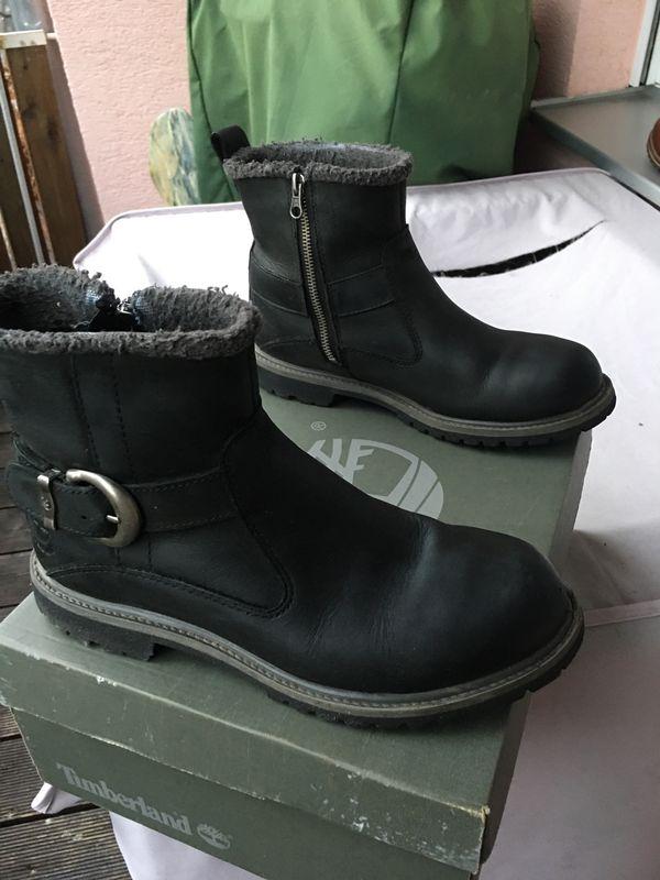 TIMBERLAND Boot Schuh gefüttert 39 6.5 in München Schuhe